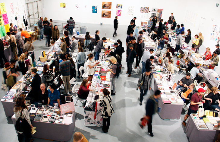 LA Art Book Fair_photo coutesy of Desilu Munoz