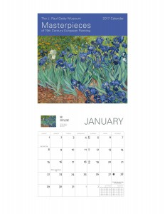Getty Calendar Mindi LaRose
