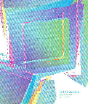 UCLA Extension Visual Arts Spring 2019