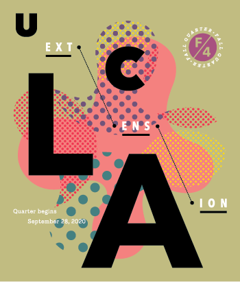 UCLA Extension Visual Arts Fall 2020
